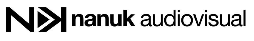 Logotipo Nanuk Audiovisual